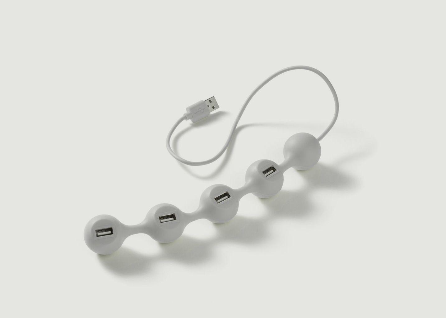 Multi-Port USB Peas Hub - Lexon Design