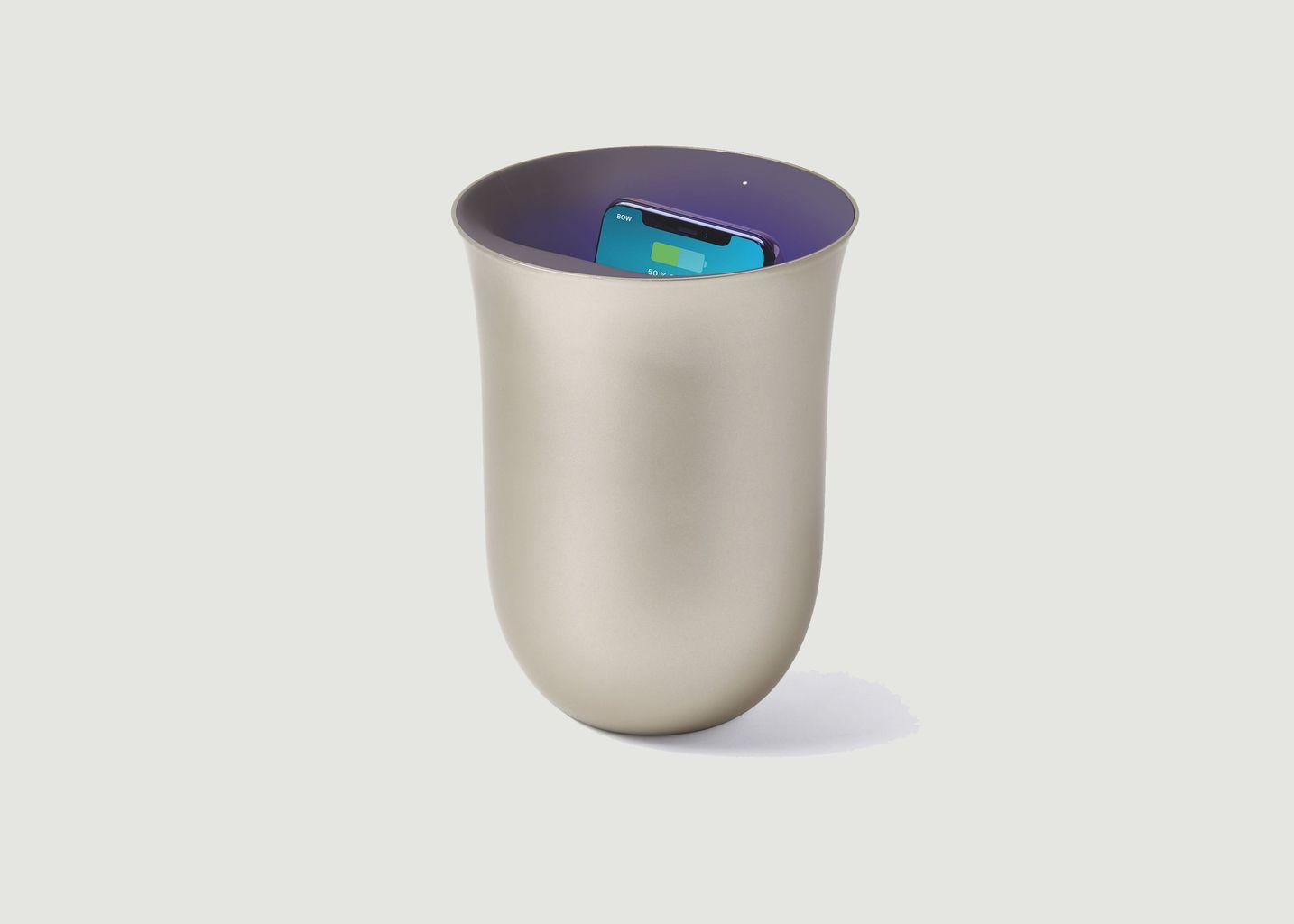 Station de charge à induction & stérilisateur Oblio - Lexon Design