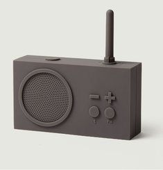 Tykho 3 FM Radio With Bluetooth Speaker