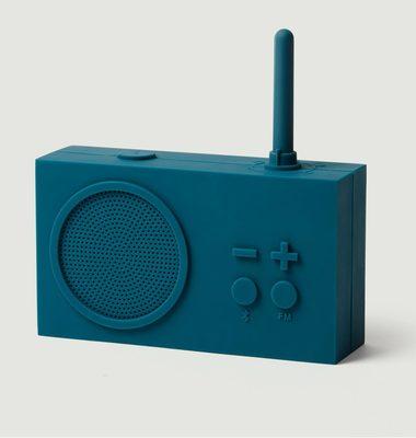 Radio FM Avec Enceinte Bluetooth Tykho 3