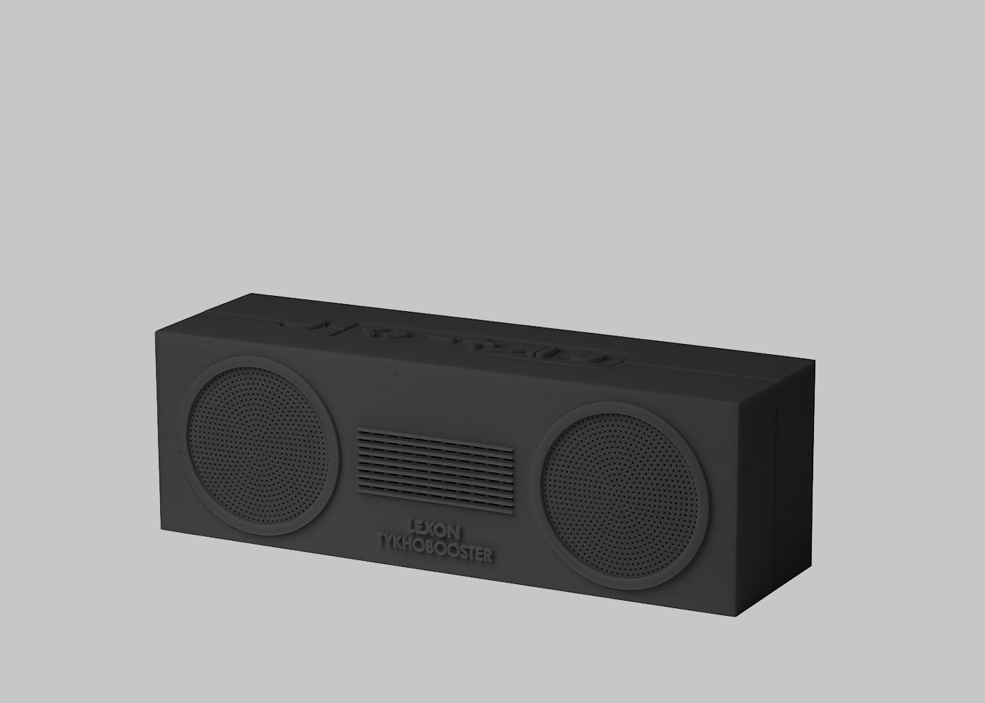 Enceinte Tykho Booster Anthracite Lexon Design L Exception