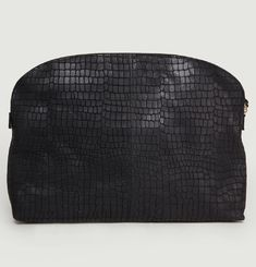 Crocodile Embossed Toiny Clutch