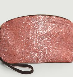 Toiny Shagreen Clutch