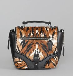 Newton Tiger Bag