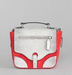 Newton Snake Bag