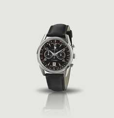 Himalaya 40mm Chrono Watch - Saphir