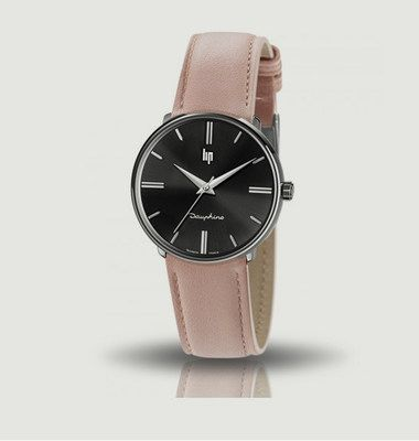 Montre Dauphine 34mm Cuir