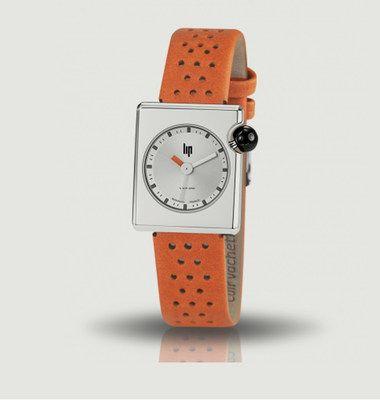 Mach 2000 Watch Mini Square Leather