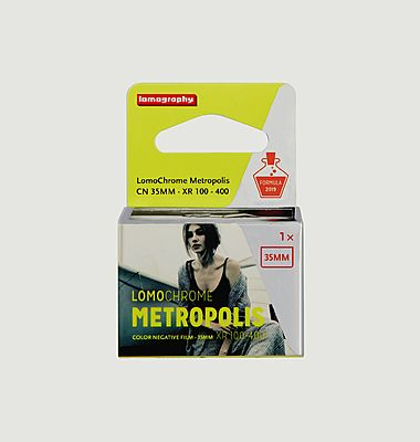 Film LomoChrome Metropolis 35mm 1-pack