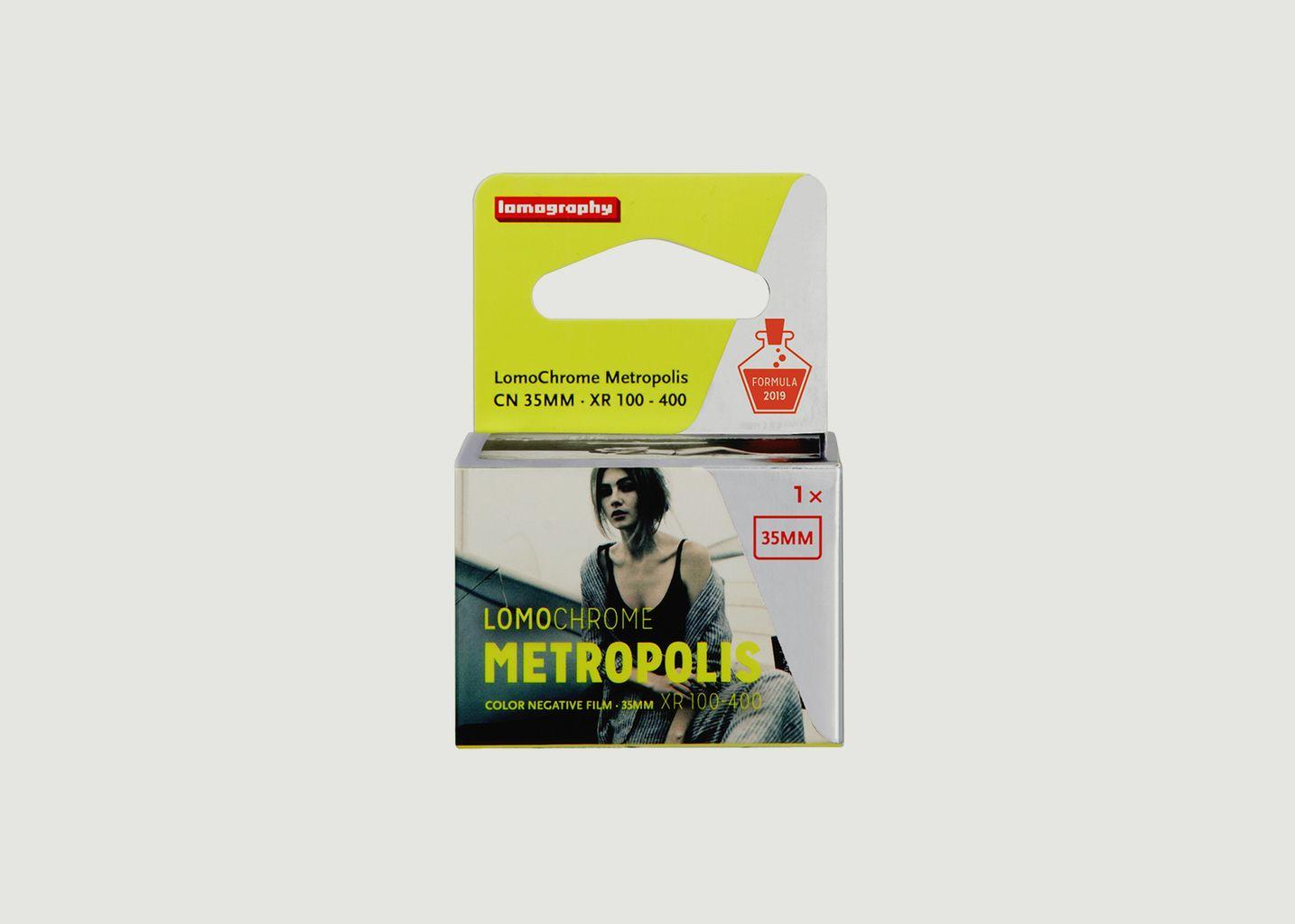 Film LomoChrome Metropolis 35mm 1-pack - Lomography