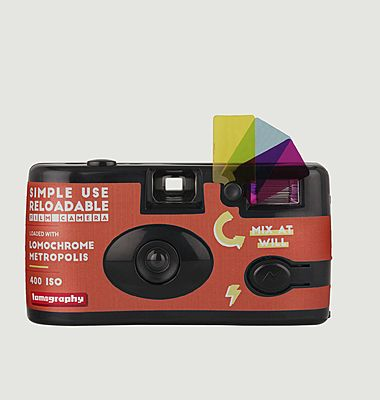 Simple Use Camera 400/27 Metropolis
