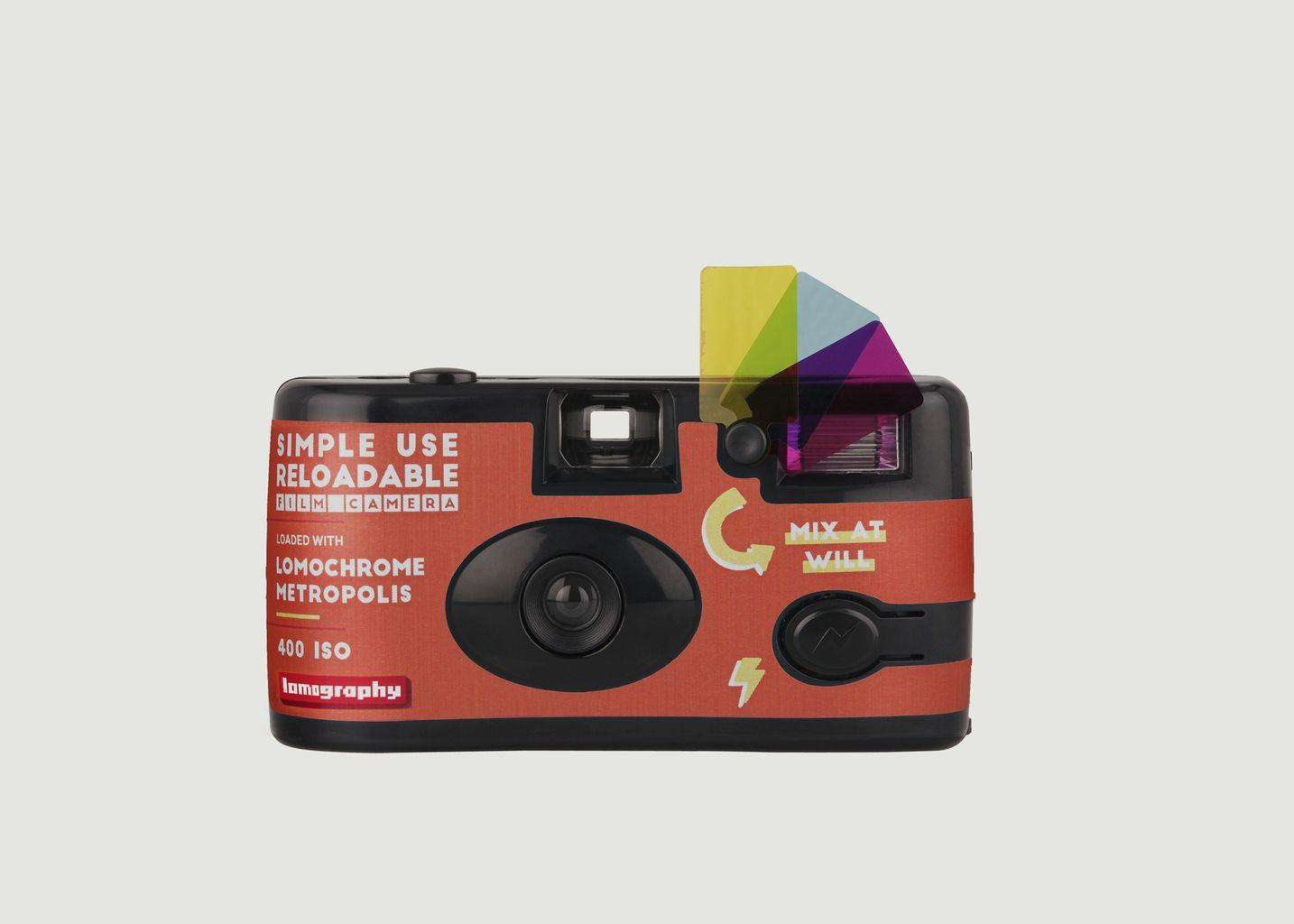 Simple Use Camera 400/27 Metropolis - Lomography