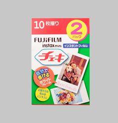 Fuji Instax Film