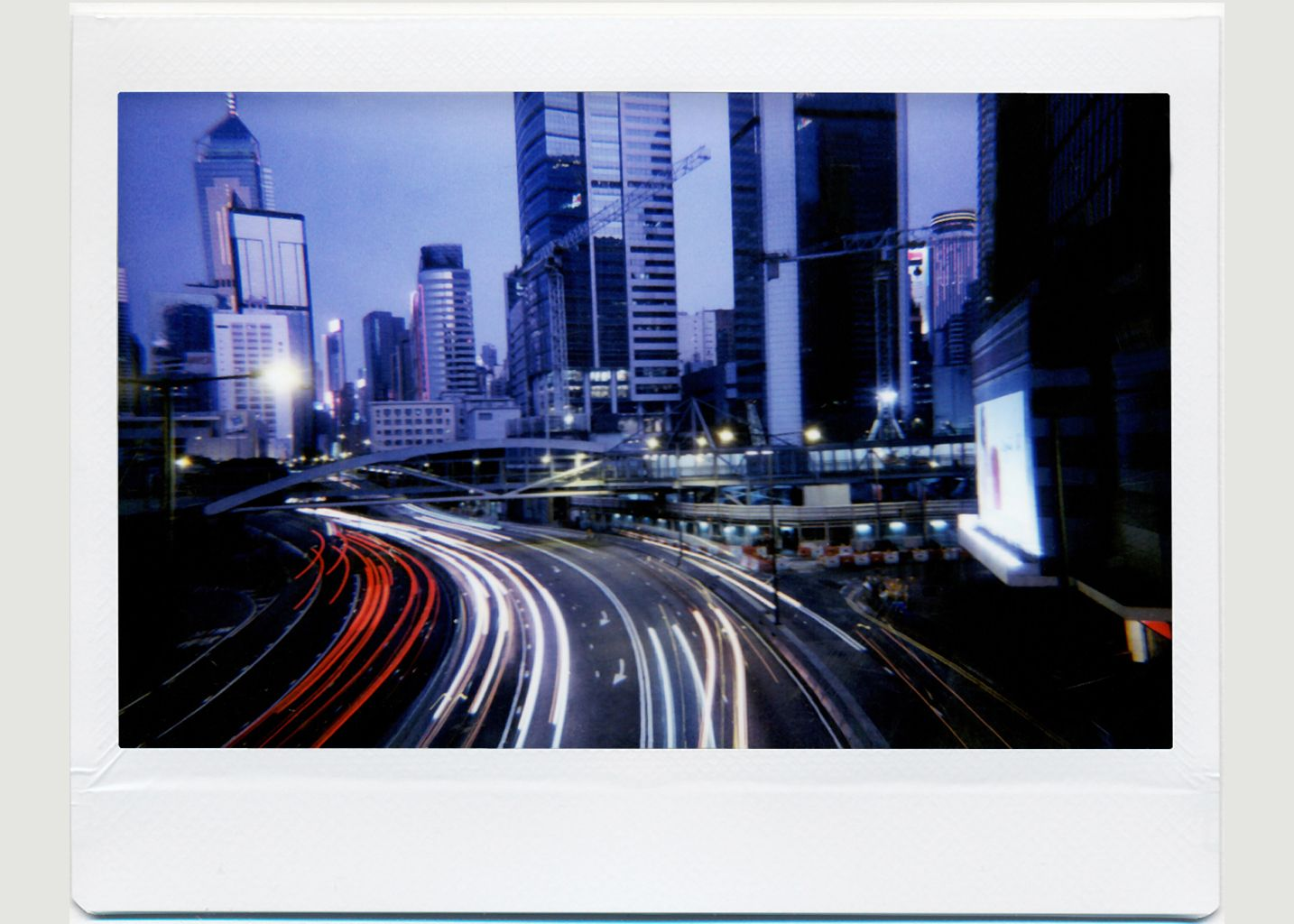 Fuji Instax Wide Film - Lomography