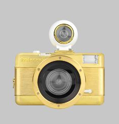 Fisheye 2 - Gold