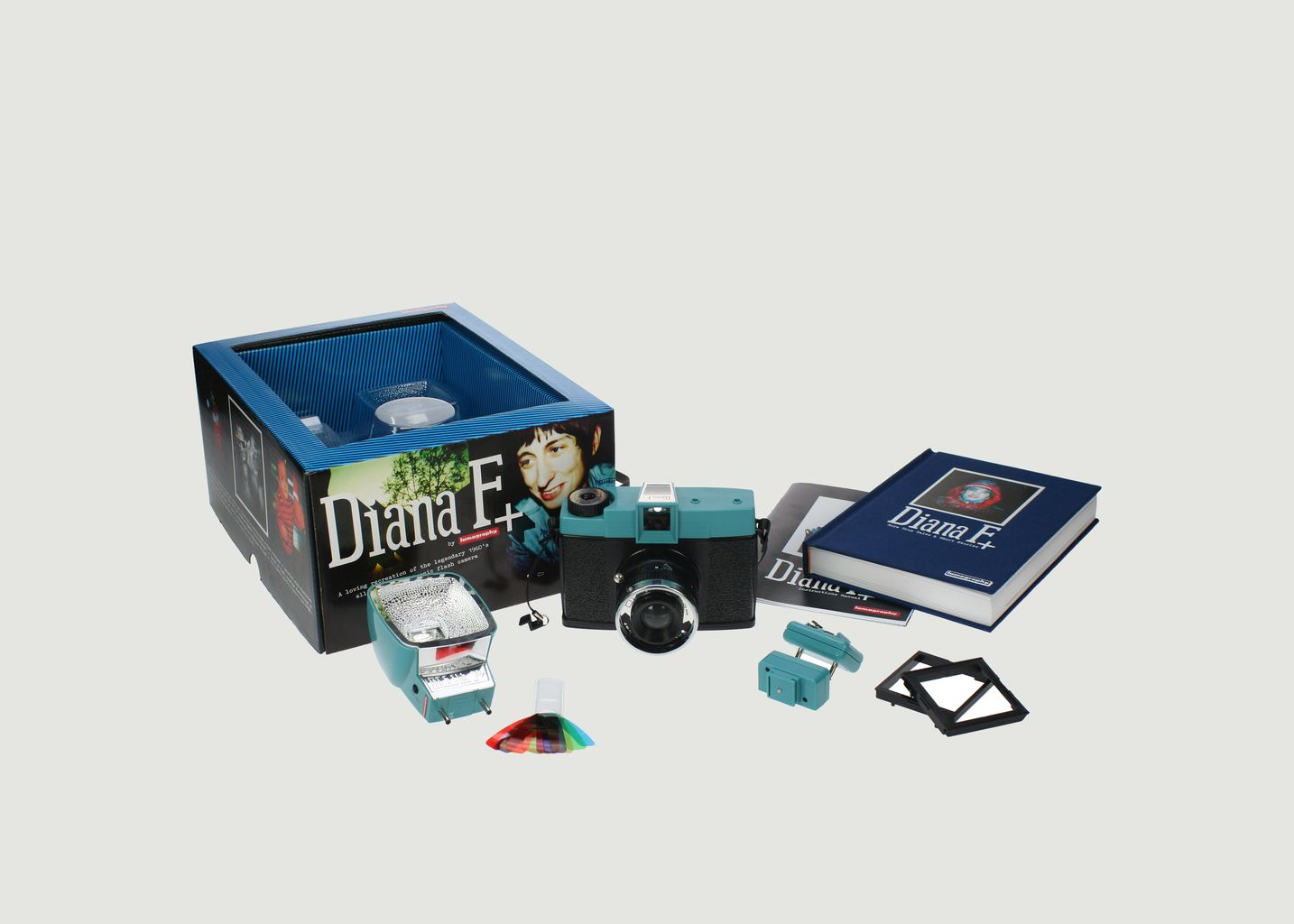 Appareil Diana F+ - Lomography