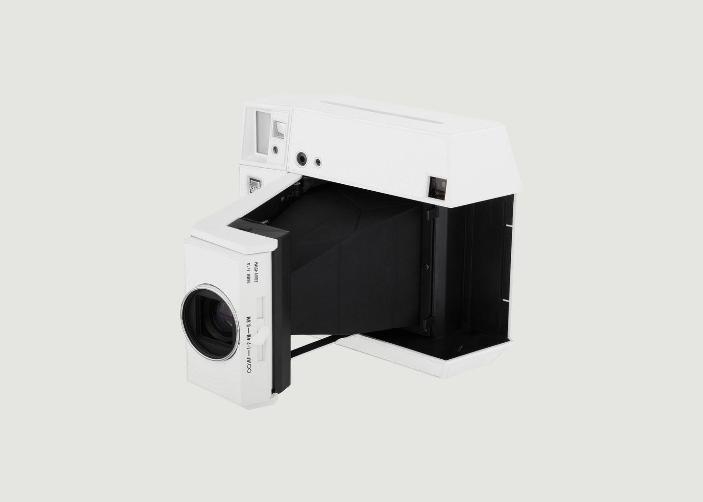 Lomoinstant Square Camera Combo White Edition Lomography Instant Sanremo