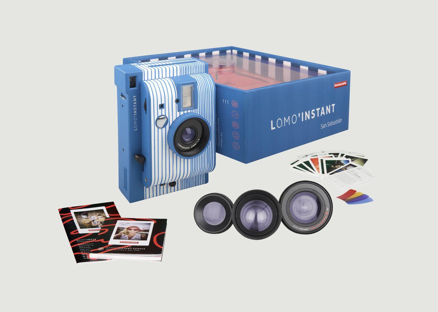 Lomo'Instant Mini éditions San Sebastian  - Lomography