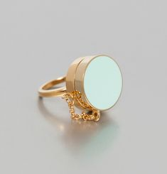 Small Pill Box Ring