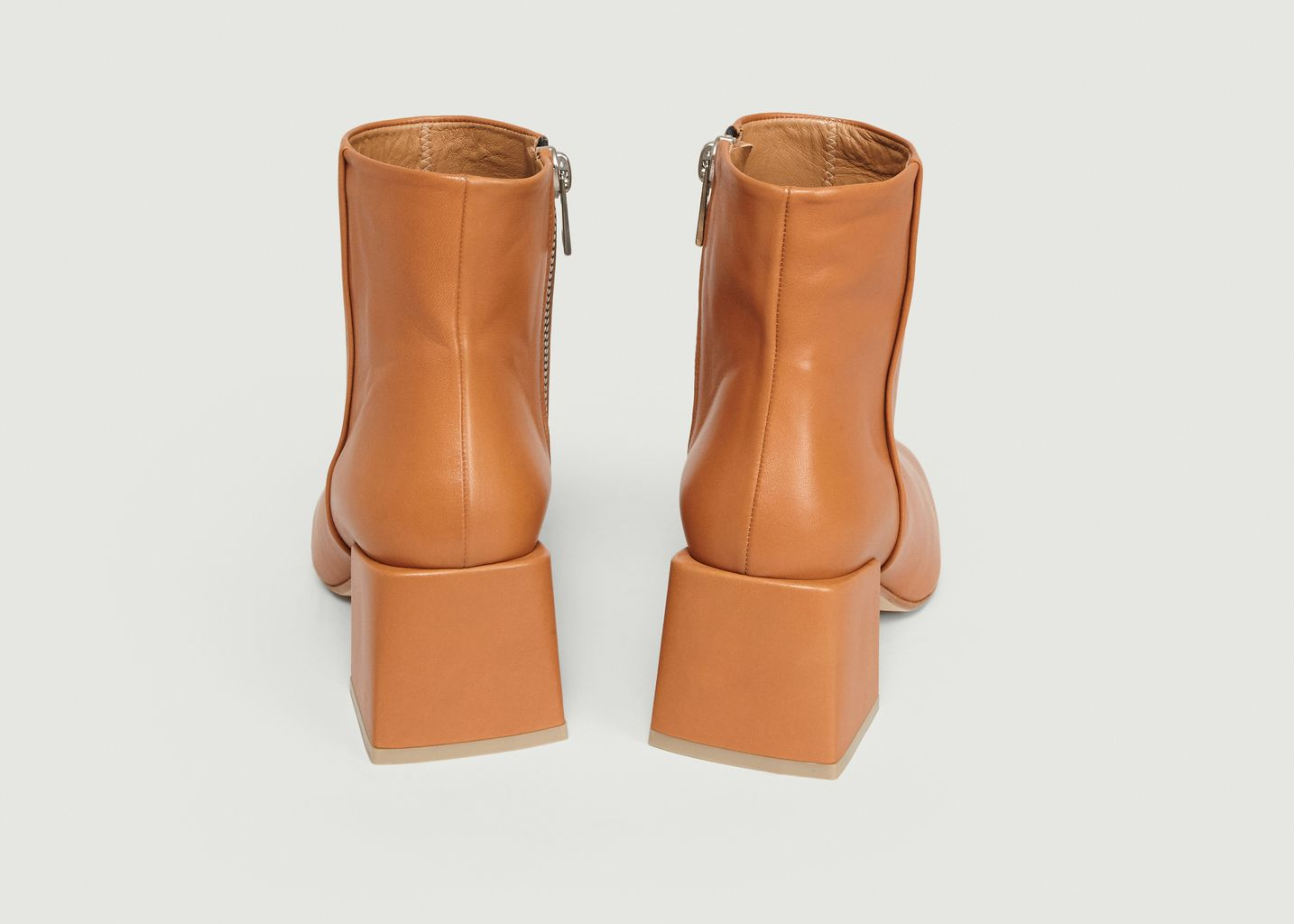 Bottines En Cuir Lazaro Bottines En HWE92IDY