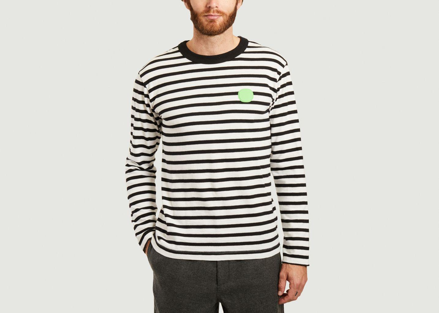 Tshirt Dotgum - Loreak Mendian