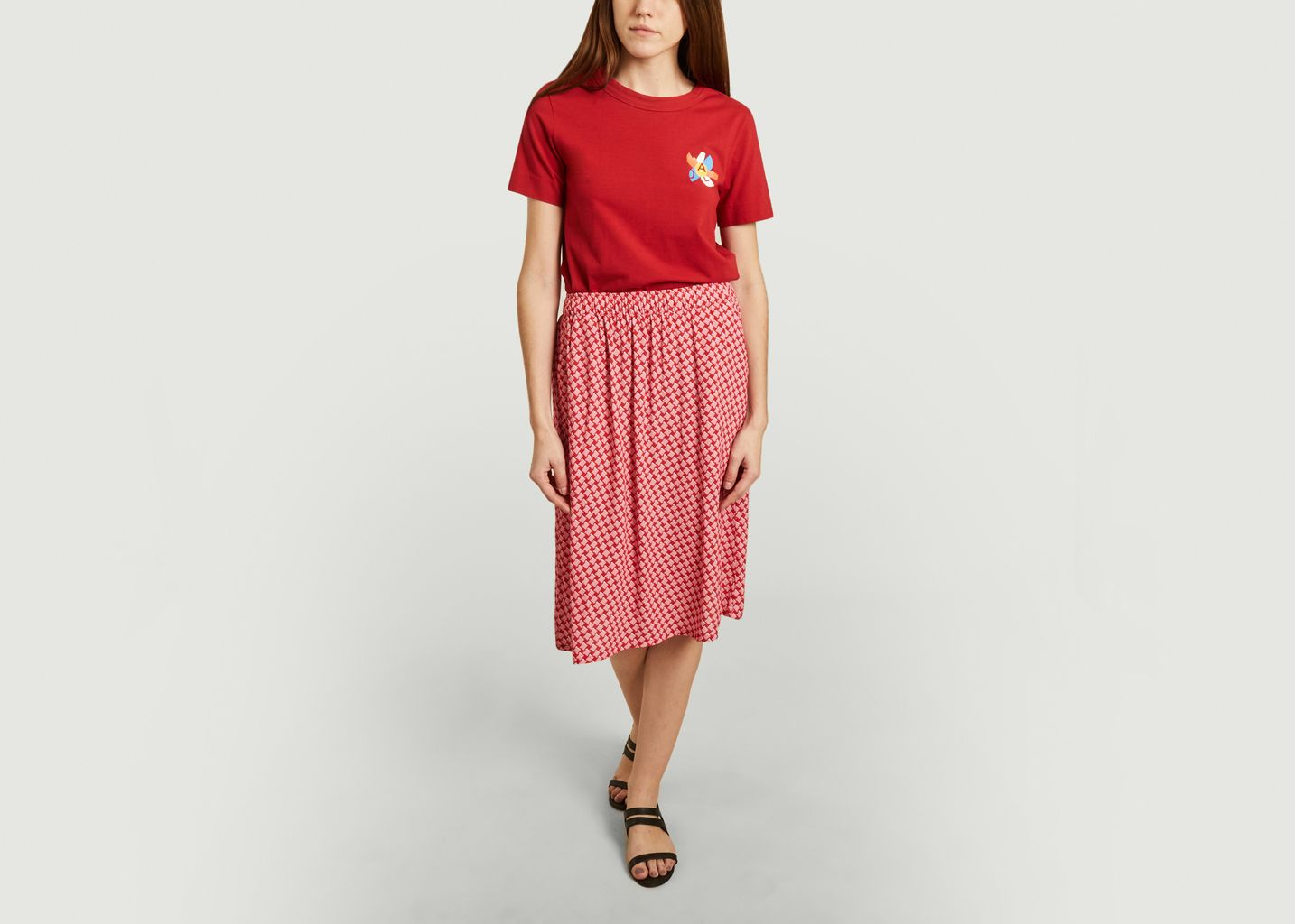 T-shirt Flore - Loreak Mendian