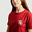 matière T-shirt Flore - Loreak Mendian