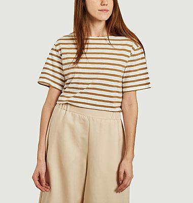T-shirt marinière Sail