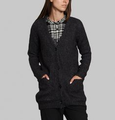 Cardigan Long Zeita