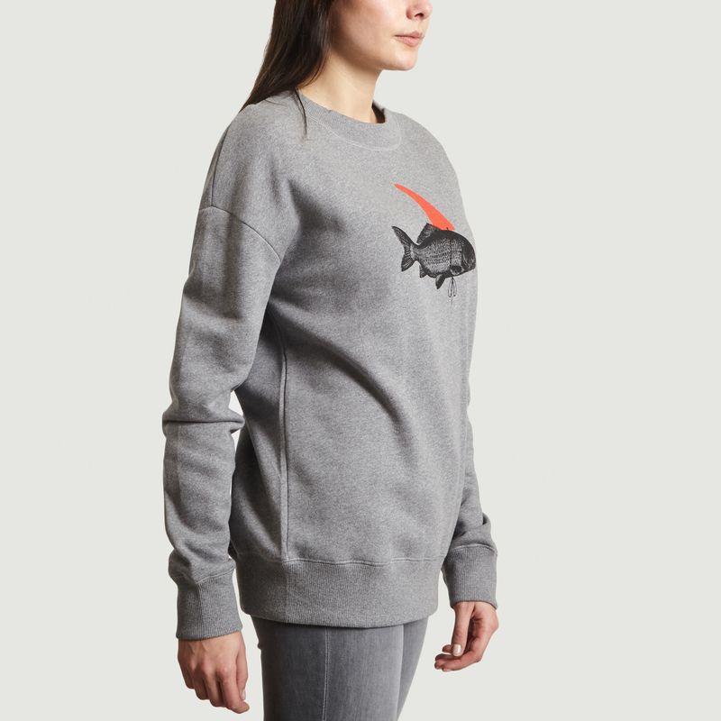 Sweatshirt Pez - Loreak Mendian