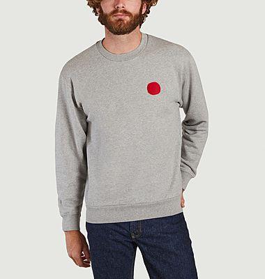 Sweatshirt à pois