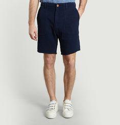Utility Bermuda Shorts