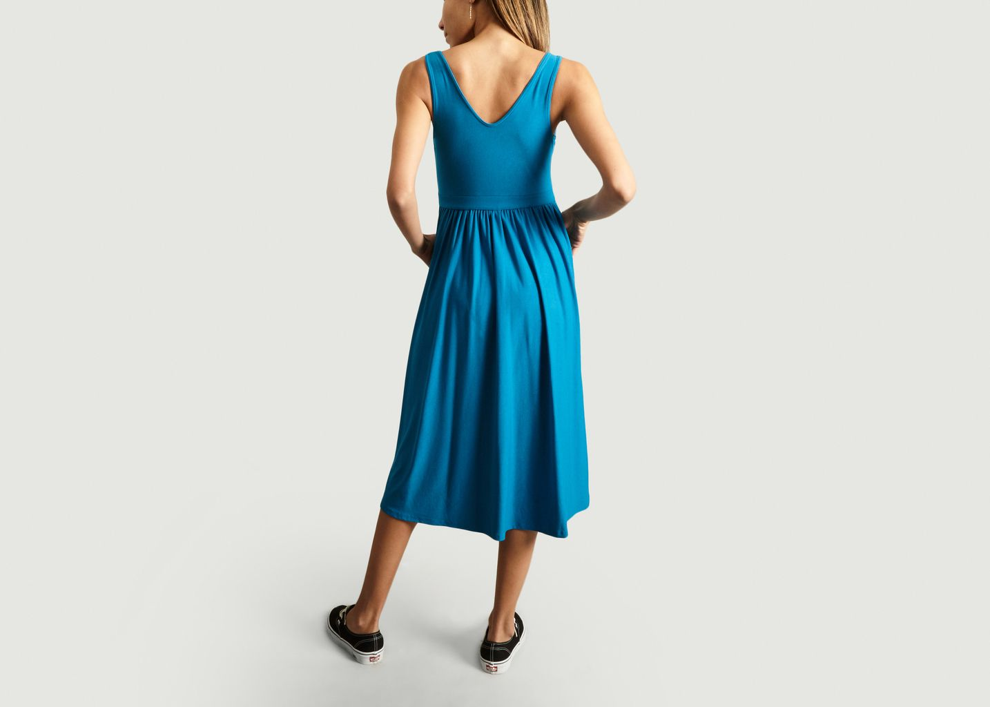 Robe Jersey Luzia - Loreak