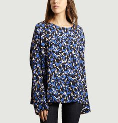 Ani Printed Top