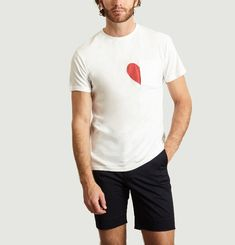 T-Shirt Middle Heart