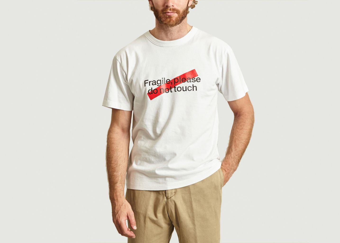 T-Shirt Fragile  - Loreak Mendian