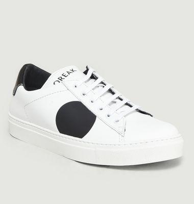 Sneakers Ace à Pois