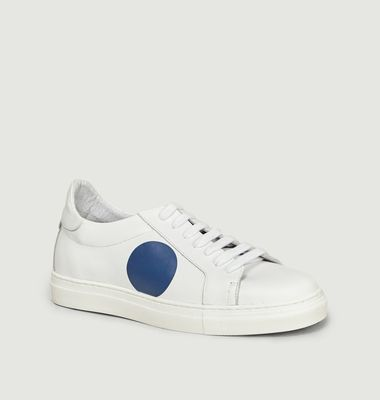 Sneakers Dot Marine