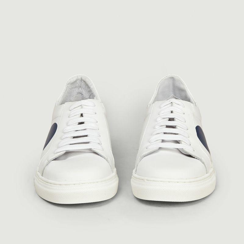 Sneakers Dot Marine - Loreak Mendian