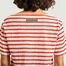 matière T-shirt marinière Sail - Loreak Mendian