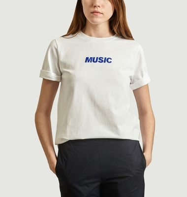 T-Shirt Imprimé Music