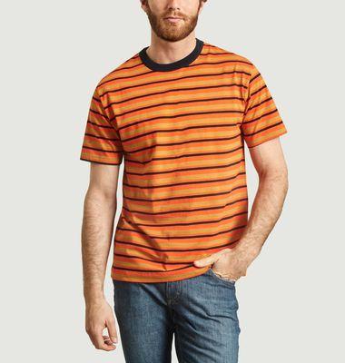 T-shirt Mate imprimé rayures
