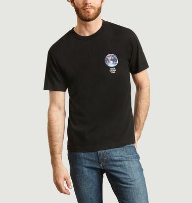 T-shirt Once imprimé devant et dos