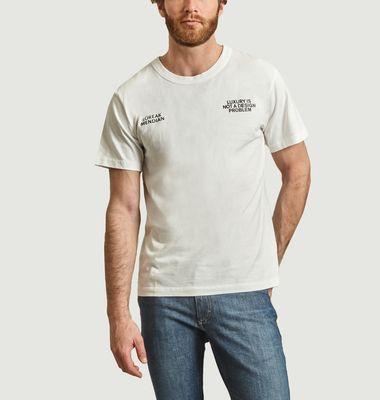 T-shirt Lux imprimé