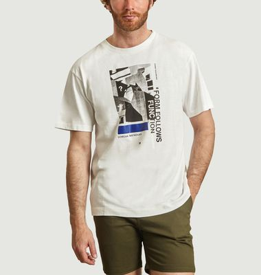 T-shirt imprimé Jean-Baptiste Lamarck Fol