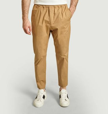 Pantalon Leni popeline de coton