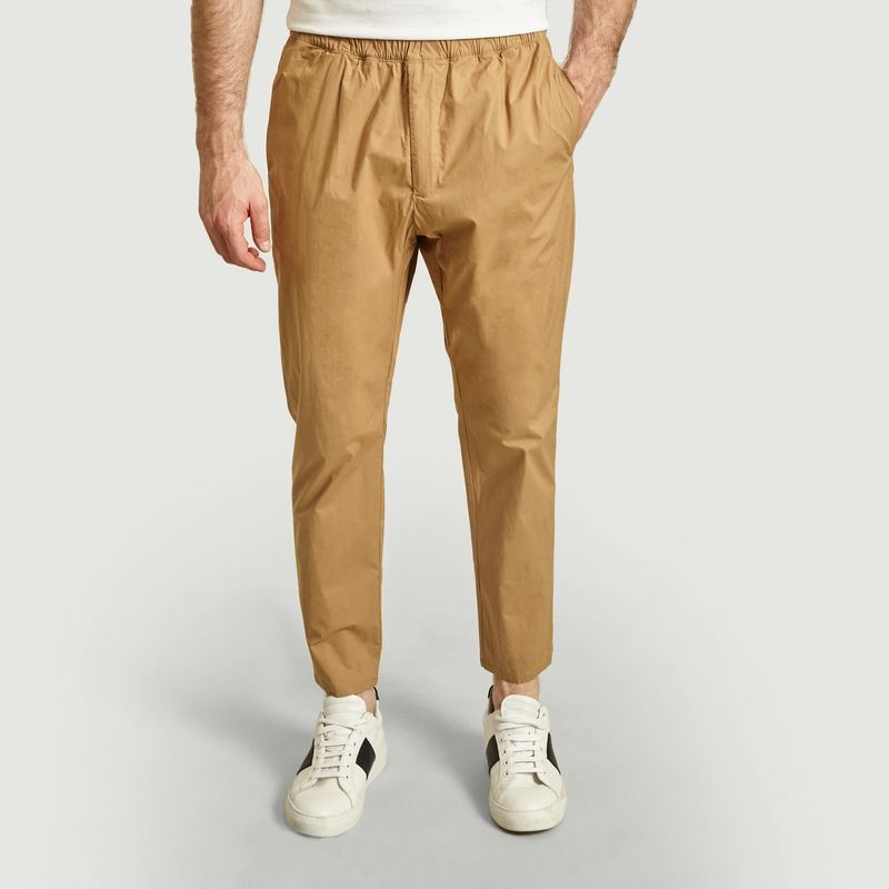 Pantalon Leni popeline de coton - Loreak Mendian