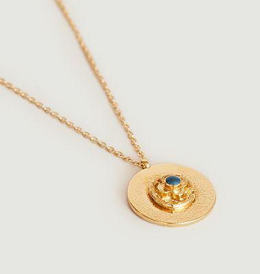 Collier médaille Madeleine