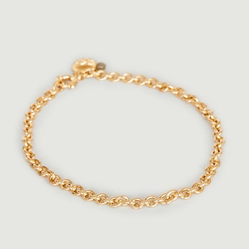 Collier chaîne avec pendentif Denise - Louise Damas