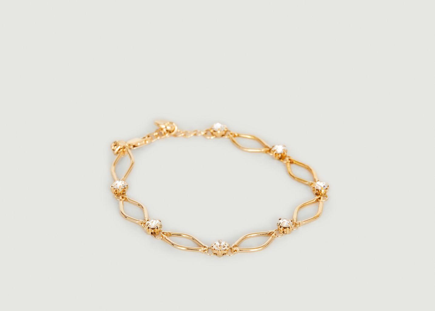 Bracelet chaîne Gloria - Louise Damas